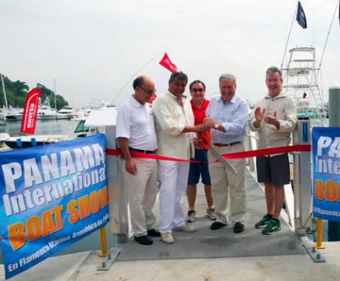 Panama International Boat Show 2015 | Fuerte Amador